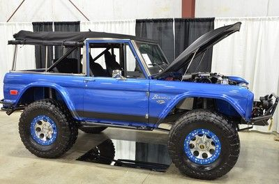 Ford : Bronco Sport Looking For The Nicest Early Bronco On The Planet?