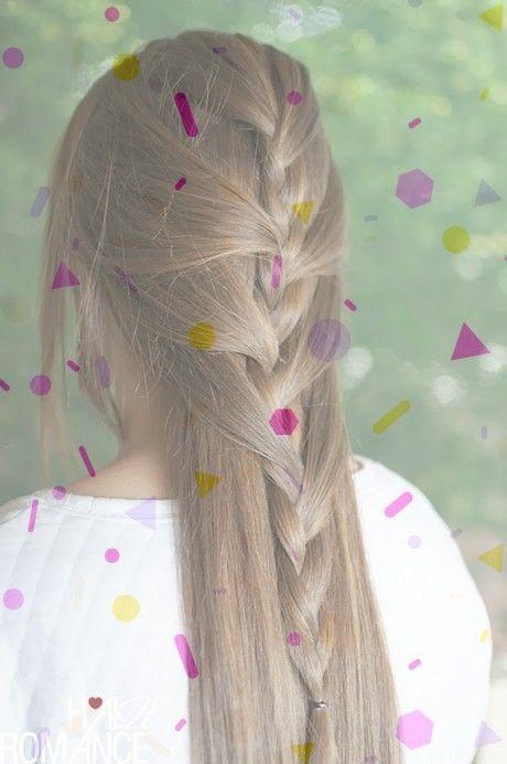 18+ Außergewöhnliche Frisuren für Blumenmädchen, #Extraordinary #flower #Girls #Hairstyles # ...