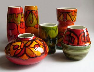Rob's Poole Pottery Blog: Updated Delphis Galleries