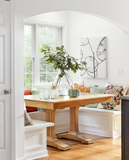 25 Best Ideas About Kitchen Banquette On Pinterest