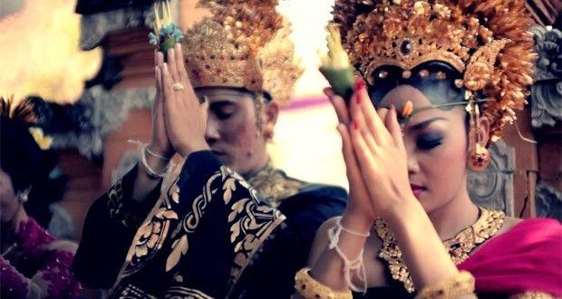Balinese Wedding Tradition #baliaround