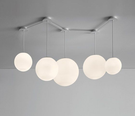 general lighting suspended lights multiball modo luce - Luminaire Chambre Parentale