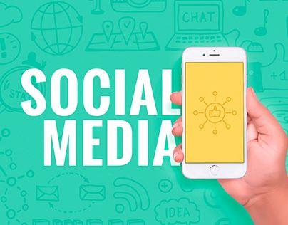"Check out new work on my @Behance portfolio: ""Social Media"" http://be.net/gallery/59130427/Social-Media"