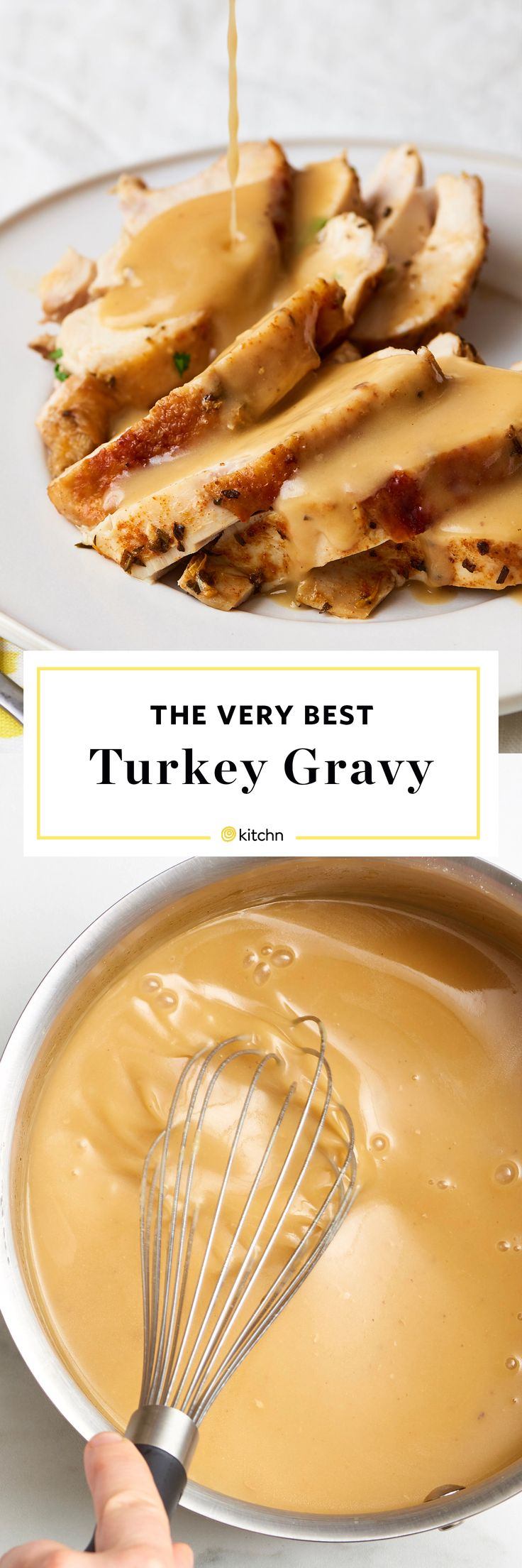 How To Make Turkey Gravy for Thanksgiving — Cooking Lessons from The Kitchn