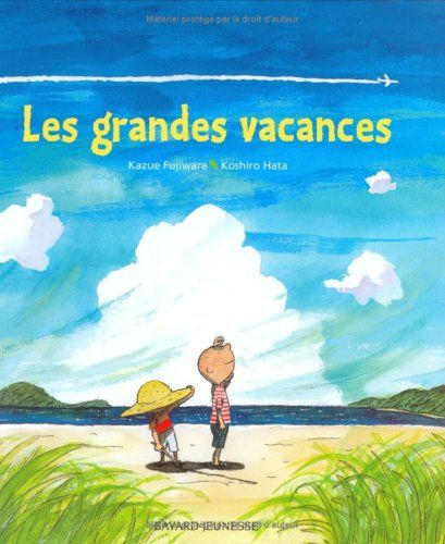 GRANDES VACANCES (LES) by KAZUE FUJIWARA https://www.amazon.ca/dp/2747007936/ref=cm_sw_r_pi_dp_tn.MxbAB277Y5