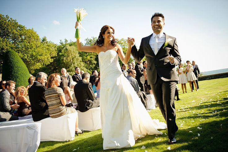 Tjolöholms slott – bröllop en vacker dag