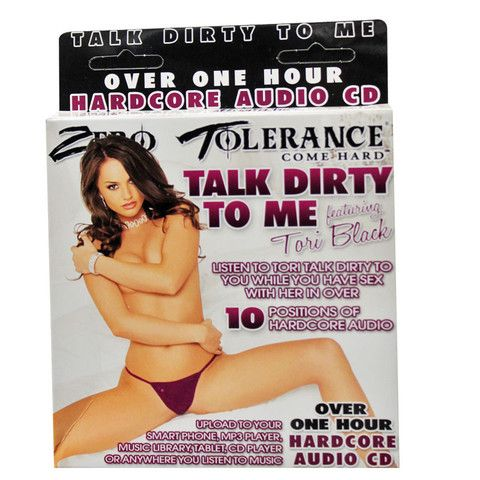 Zero Tolerance Talk Dirty To Me Audio CDTori Black – Tickled Pink Temptations