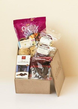 The Sweet and Savoury Halaal Gift Box