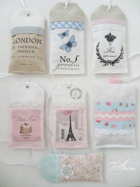 Drewniana Szpulka-fabric tags