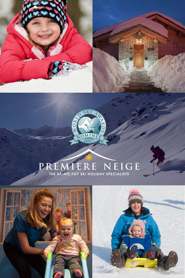 Looking for a ski company who offer childcare?   Our popular Snow Cub Crèche is located in the heart of Sainte Foy Ski Resort and has been built specifically with your child's comfort and happiness in mind, with a real home from home atmosphere.