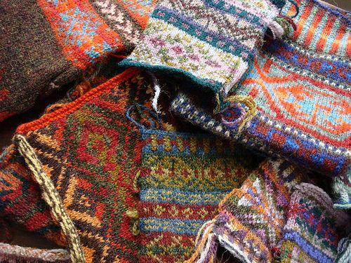 192 best Fair Isle / Norwegian/Mosaic/Colorwork images on ...