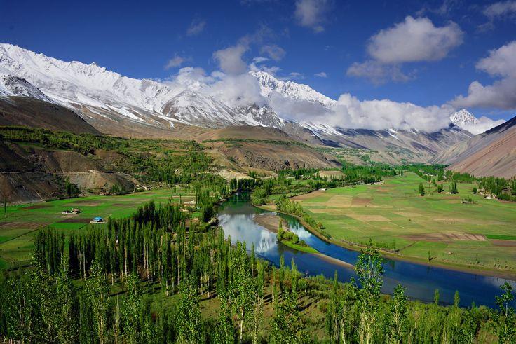 Phandar Valley  Gilgit Baltistan Pakistan | By Muzaffar Bukhari [2048x1367]   landscape Nature Photos
