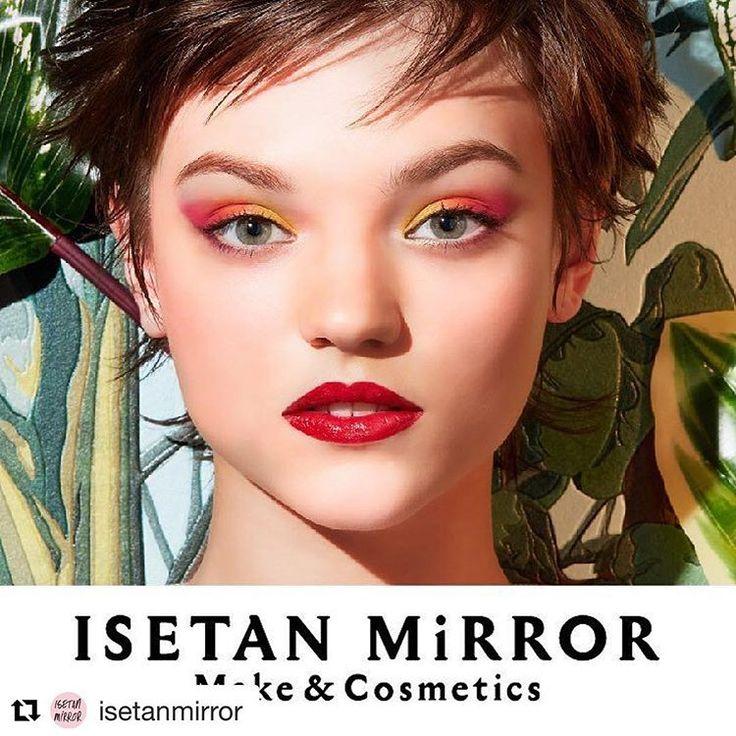 New work for ISETAN MiRROR #Repost @isetanmirror (@get_repost)  ・・・  【ISETAN MiRROR 2017 Summer   Trend Make-up】  PSYCHOTROPIC .  -サイコ・トロピック-  .    ヴヴィッドカラーで強い色を楽しむ夏メイク。  .  トレンドメイク使用コスメをイセタン ミラーHPでご紹介。また、一部の商品はISETAN MiRROR ONLINE STOREでご購入いただけます。  .    #isetanmirror #イセタンミラー  #2017summer #ビジュアルメイク   #ビジュアル #ヴィヴィッドカラー  #強い色 #夏 #summer #バカンス  #カラー #make #makeup #メイク  #メイクアップ #cosme #cosmetics   #コスメ #コスメティクス #化粧品   #イセタンミラー店舗情報はイセタンミラーhpをご覧ください   #isetanmirroronlinestore   #イセタンミラーオンラインストア