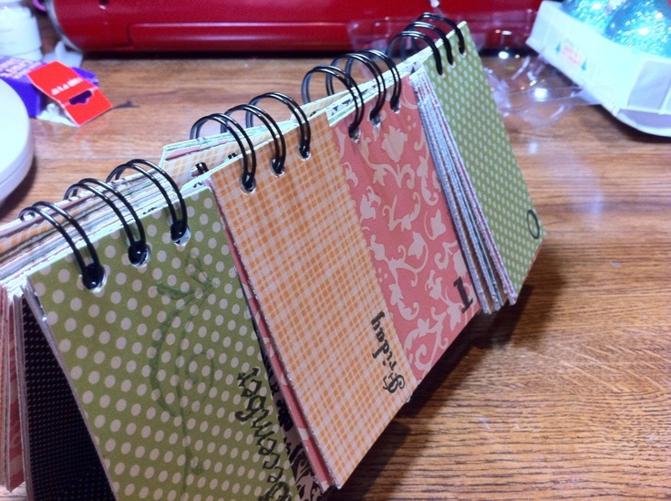 Calendar Binding Ideas : Best images about cinch projects on pinterest