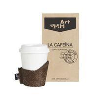 La Cafeina Coffee Cup Holder - Tornasol