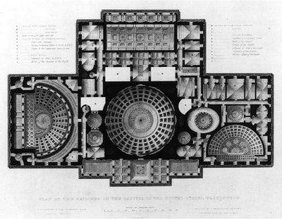 United States Capitol Benjamin Henry Latrobe