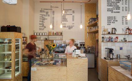 Ladencafé und Rösterei 24grad
