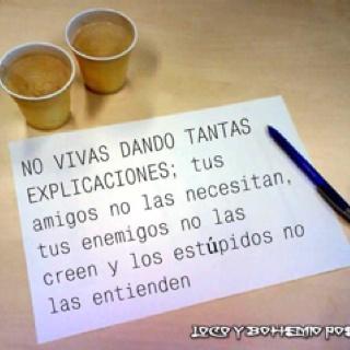 verdad.Viva Dando, Asis Es, Spanish Citas, Dando Tanta, Tanta Explicaciones, Very True, Fo Sho, Dating Reflections, Stupid People