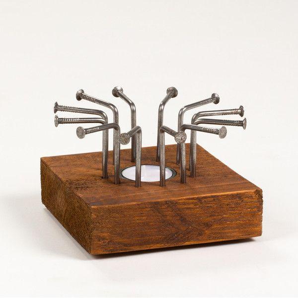 Weiteres - Stövchen clavo Nuss - ein Designerstück von DFmanufaktur bei DaWanda