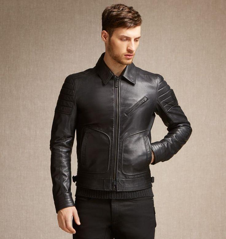 Powell Jacket | Men's Designer Jackets & Coats | Belstaff