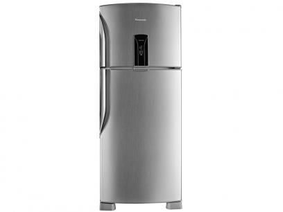 Geladeira/Refrigerador Panasonic Frost Free Duplex - 435L [re]generation NR-BT47BD2XA com as melhores condições você encontra no Magazine Micelanea. Confira!