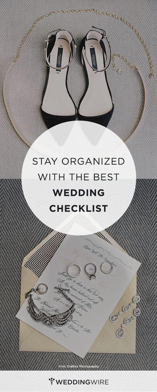Wedding Checklist Our free wedding checklist