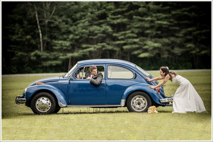 VW Wedding Photos