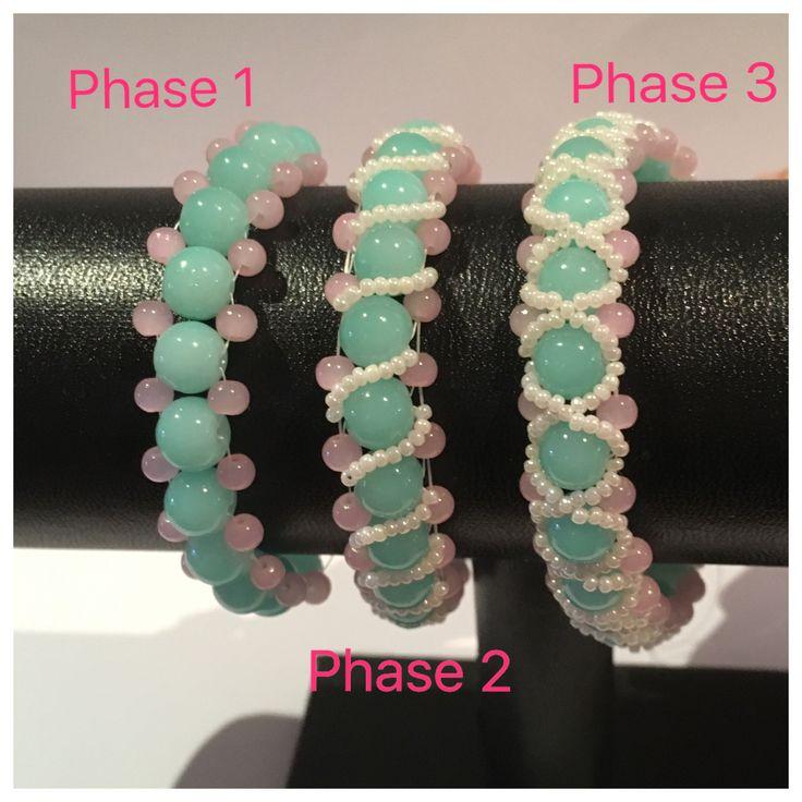 3 DIY bracelets