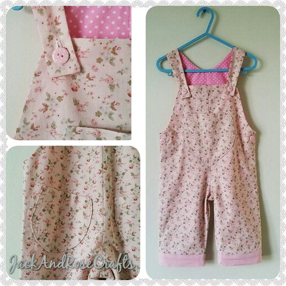 Check out this item in my Etsy shop https://www.etsy.com/uk/listing/263311457/girls-dungarees-girls-floral-playsuit