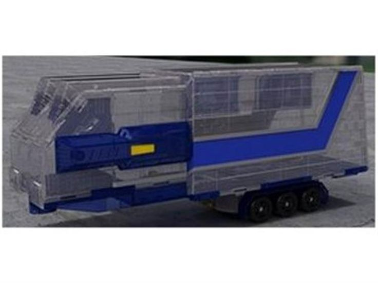 mobile command base with rollout drone clear version transforming toys accessories best toys #transformer