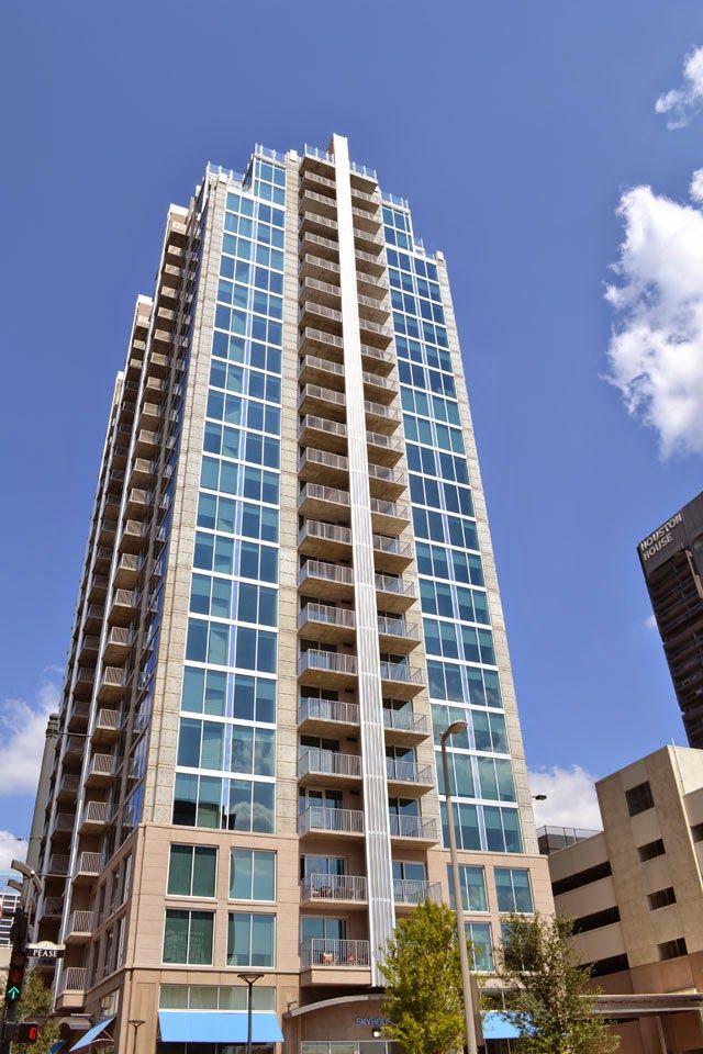 Skyhouse Houston - Downtown Houston\'s newest high rise apartment ...
