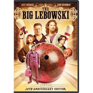 the big lebowskiThe Big Lebowski, Lebowski Blu Ray, Dude Abide, Dvdbluray Film, Mr. Big, Coen Brothers, Lebowski 1998, Favorite Movie, Watches