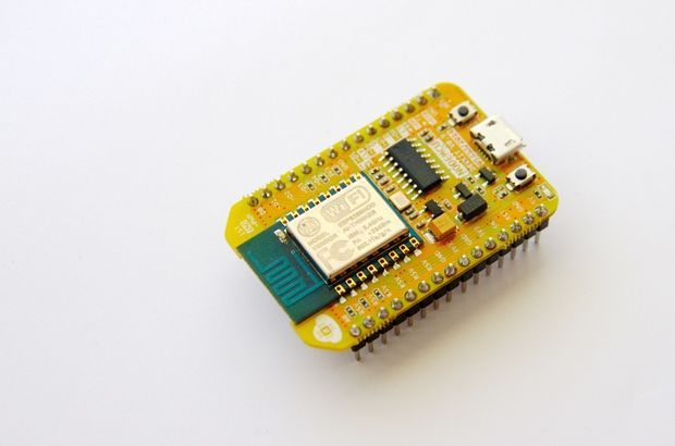 Control ESP8266 over the internet (from anywhere) interesting as it uses a different port number