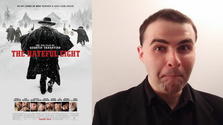 The Hateful Eight Movie Review  (Will Quentin Tarantino + Samuel L.  Jac...