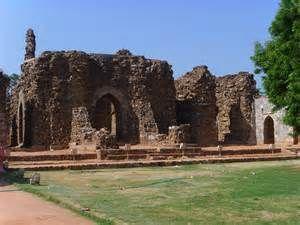 Alauddin Khilji was an ambitious ruler of the Delhi sultanate