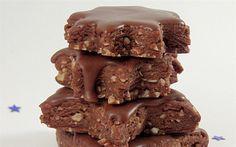 Daddy Cool!: Πανεύκολα σοκολατένια μπισκότα αστερακια!