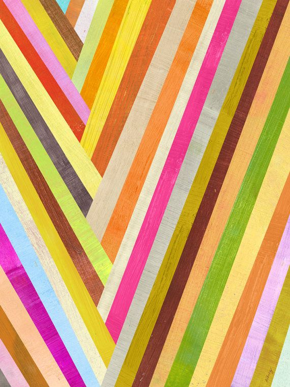 I see this as Quilt or Bag inspiration -  Chevron offset, do with string piecing...    Check Mark Art Print by twoems on Etsy, $26.00