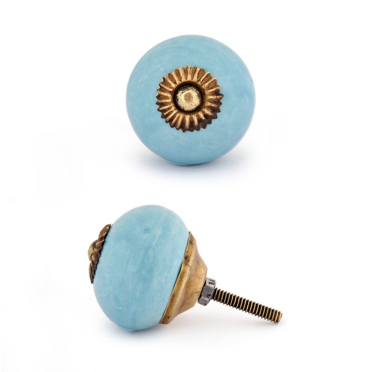 11 best Knobs Get a Custom Color Treatment to Match Your Decor ...