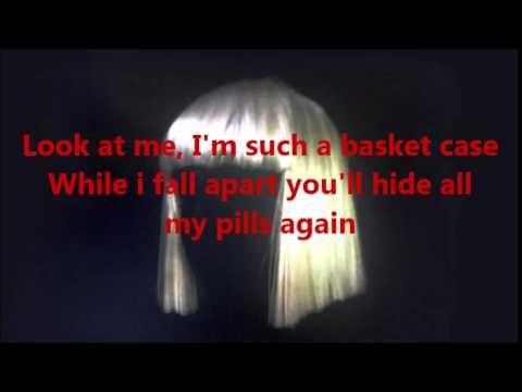 Sia - Cellophane lyrics - YouTube