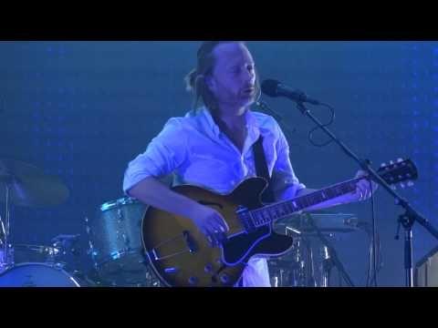 Radiohead - Street Spirit(Fade Out) Video- 3/1/12 - Atlanta, GA - Philips Arena