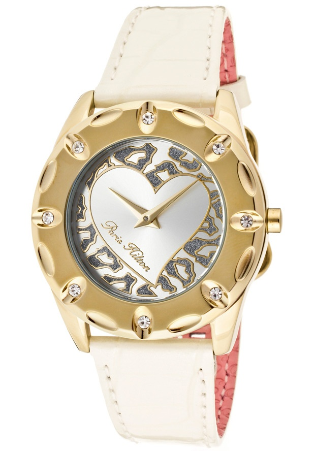 Price:$59.99 #watches Paris Hilton PH13448JSG-04, With designs that embody the effortlessly chic and carefree nature of Paris herself, the Paris Hilton timewear collection offers trend setting designs to suit any occasion.