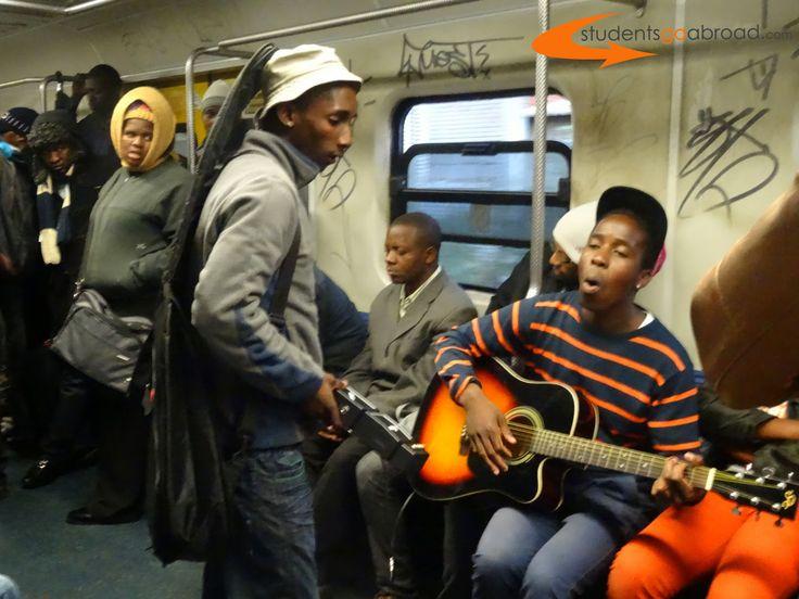 #Singing in #CapeTown  #Volunteering