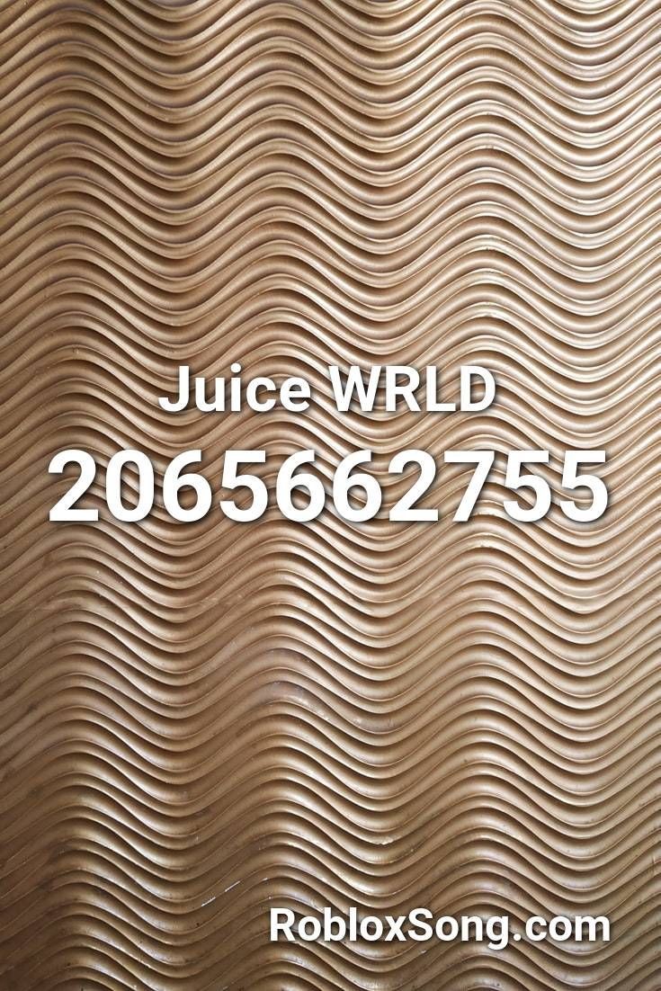 Juice Wrld Roblox Id Roblox Music Codes In 2020 Roblox Bad