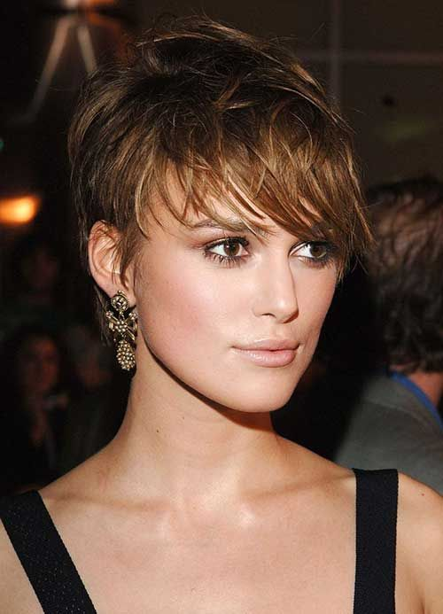 Best Pixie Idea with Short Hair Ombre