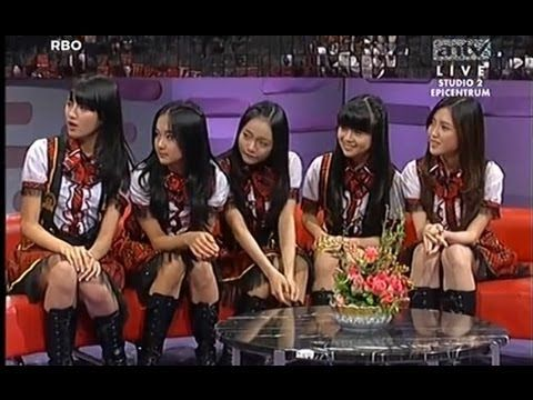 Campur Campur 19 Januari 2014 Part 3 - JKT 48 (+playlist)