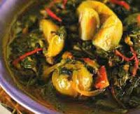 Dungandzi: Mipogu...les légumes