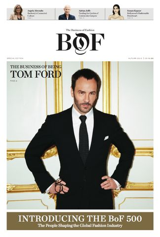 ____ The BoF 500 ____ Special Print Edition