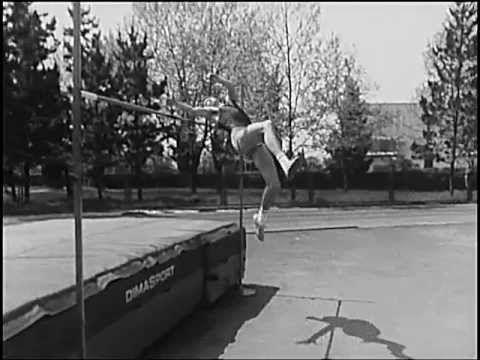 Прыжки в высоту, Специальные упражнения
