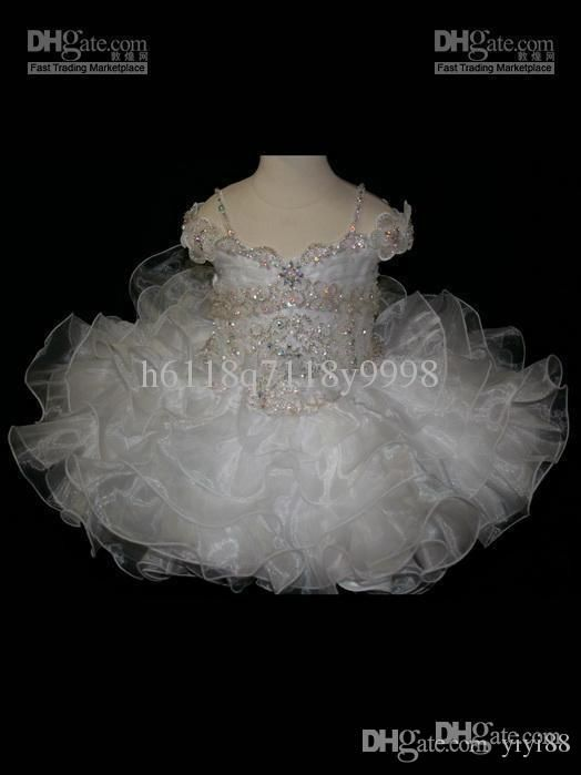 Wholesale Toddler Pageant Dresses Off The Shoulder Girl'S Pageant Dress Infant Baby Cupcake Pageant Dress Flower Girl Dresses Y617 Janice Jackie Pageant Dresses Junior Miss Pageant Dresses From Yiyi88, $75.4| Dhgate.Com