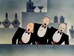Image result for waiter cartoon 1930w